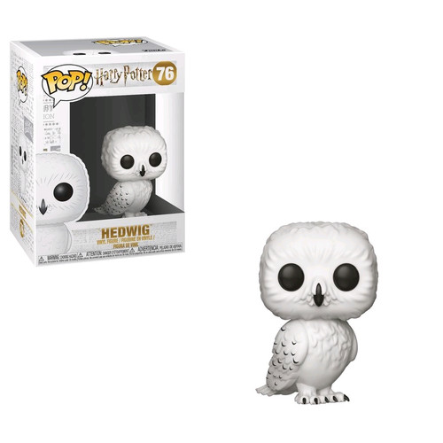 Harry Potter - Hedwig Pop! Vinyl-FUN35510