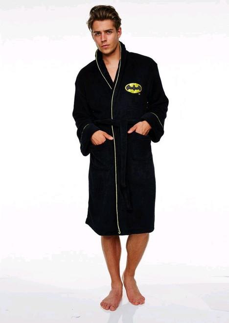 Batman - Batman Fleece Bathrobe-GVY90394