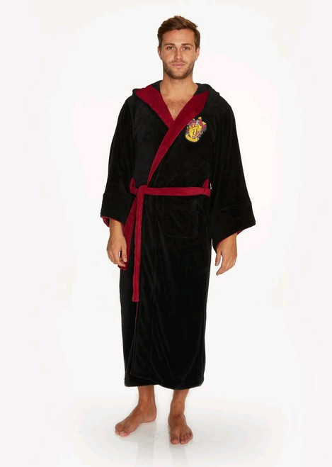 Harry Potter - Gryffindor Hooded Robe-GVY91280