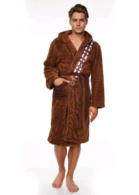 Star Wars - Chewbacca Fleece Bathrobe-GVY90709