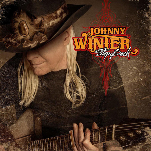 WINTER, JOHNNY-'STEP BACK vinyl LP-Brand new/Still Sealed