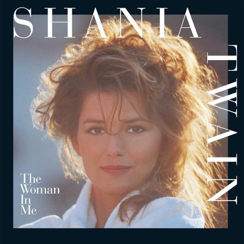 TWAIN, SHANIA-'THE WOMAN IN ME   vinyl LP-Brand new/Still Sealed