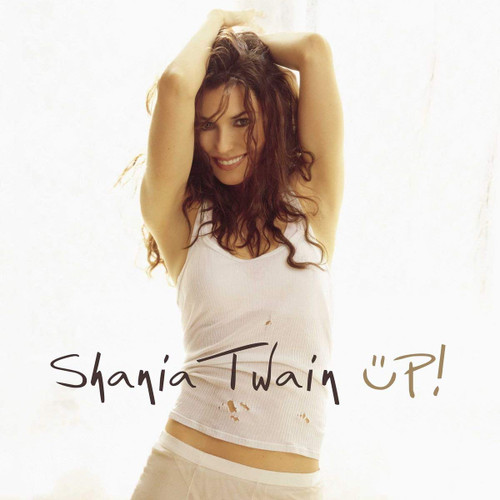 TWAIN, SHANIA-'UP (GREEN VERSION) COUNTRY vinyl LP-Brand new/Still Sealed