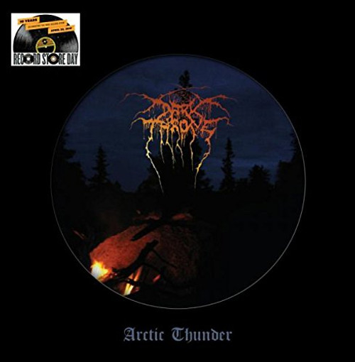 DARKTHRONE-'ARCTIC THUNDER vinyl LP-Brand new/Still Sealed