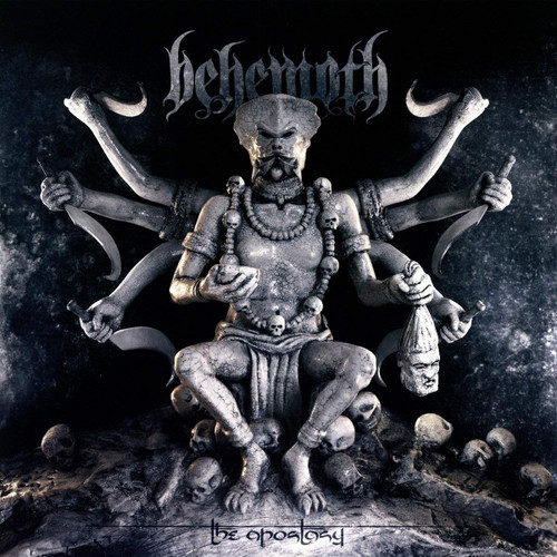 BEHEMOTH-'THE APOSTASY   vinyl LP-Brand new/Still Sealed