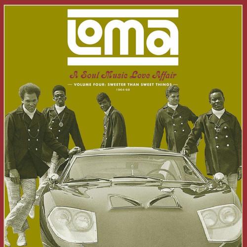 VAR-LOMA: A SOUL MUSIC LOVE AFFAIR-SWEETER THAN SWEET-VOL. 4 vinyl LP-Brand new/Still Sealed