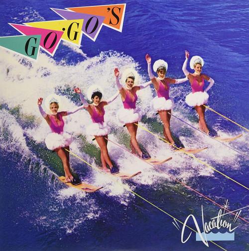 GO-GO'S-'VACATION- vinyl LP-Brand new/Still Sealed