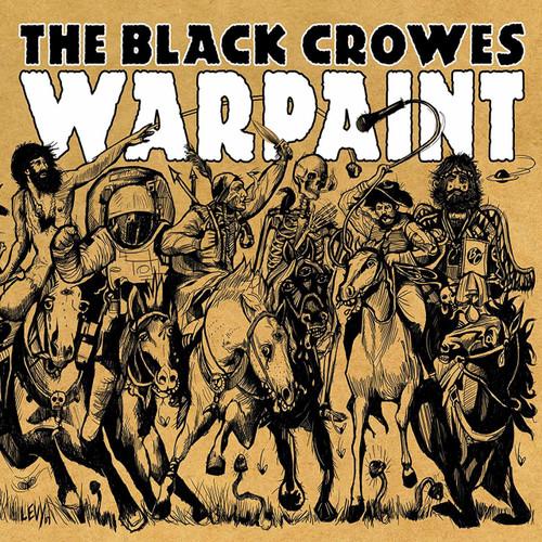 BLACK CROWES-'WARPAINT vinyl LP-Brand new/Still Sealed