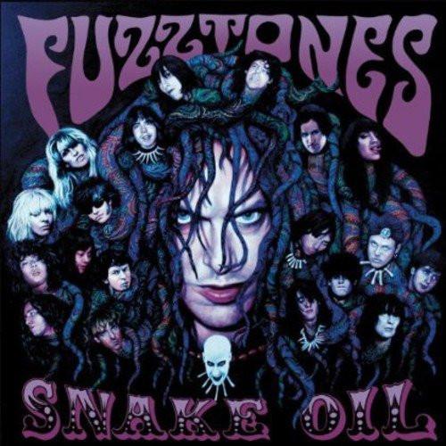 FUZZTONES-'SNAKE OIL vinyl LP-Brand new/Still Sealed