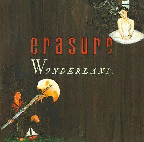 ERASURE-'WONDERLAND - 30TH ANNIVERSARY vinyl LP-Brand new/Still Sealed