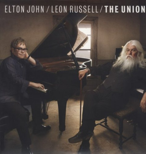 JOHN, ELTON / LEON RUSSELL-'THE UNION vinyl LP-Brand new/Still Sealed
