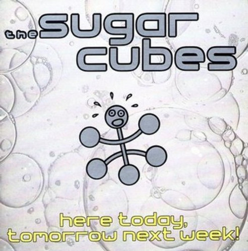 SUGARCUBES-'HERE TODAY, TOMORROW NEXT WEEK? vinyl LP-Brand new/Still Sealed