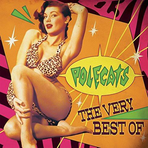 POLECATS-'VERY BEST OF vinyl LP-Brand new/Still Sealed