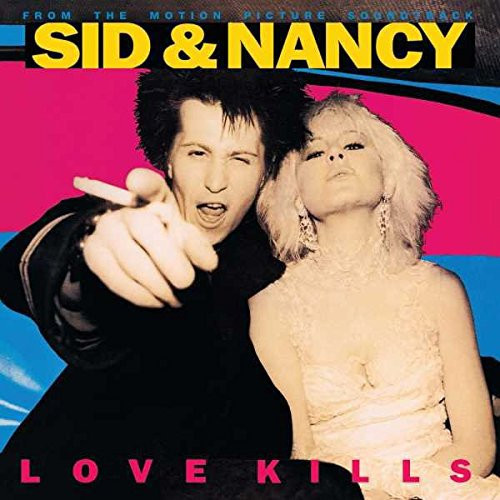 OST- SID & NANCY LOVE KILLS-'SOUNDTRACK vinyl LP-Brand new/Still Sealed
