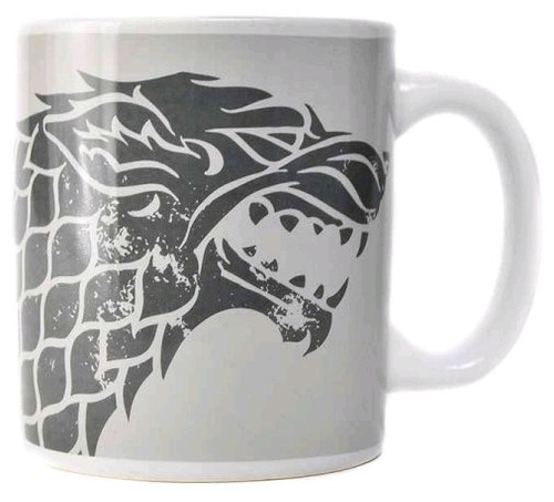 Game of Thrones - Stark Boxed Mug-HMBMUGBGT01