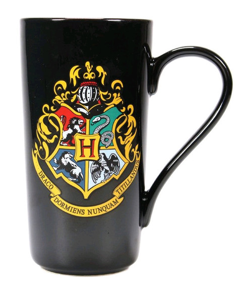 Harry Potter - Hogwarts Latte Mug-HMBMUGLHP05