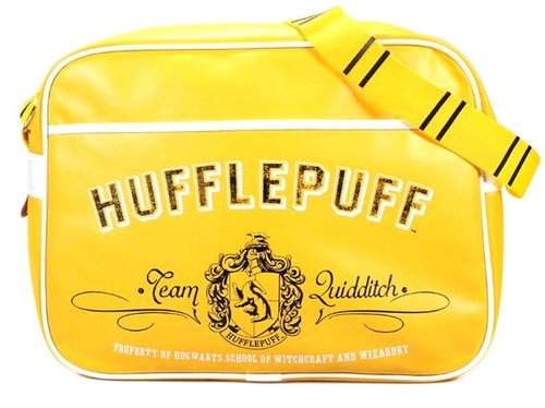 Harry Potter - Hufflepuff Retro Bag-HMBBAGRHP08
