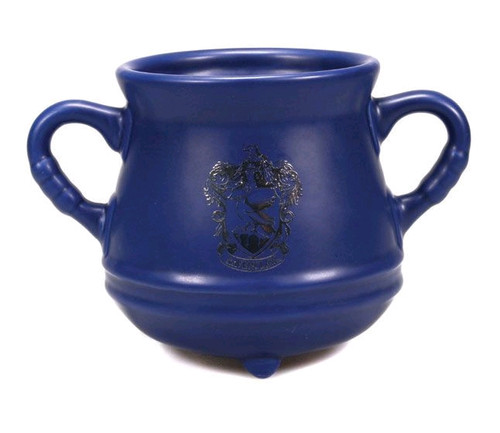 Harry Potter - Ravenclaw Cauldron Mug-HMBMUGCHP06