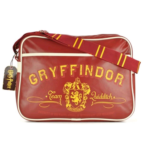 Harry Potter - Retro Bag Gryffindor-HMBBAGRHP01