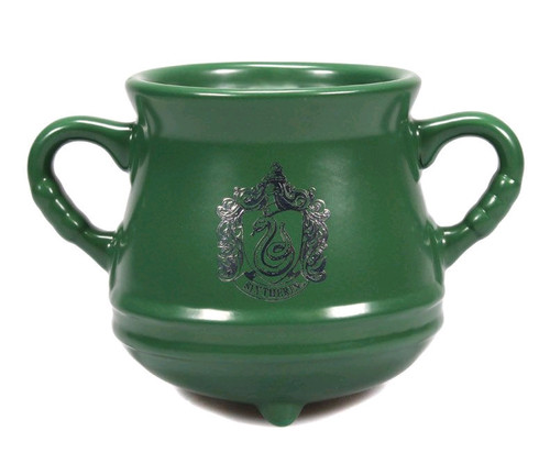 Harry Potter - Slytherin Cauldron Mug-HMBMUGCHP05