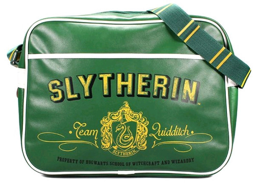 Harry Potter - Slytherin Retro Bag-HMBBAGRHP07