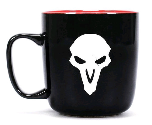 Overwatch - Reaper Mug-HMBMUGBBL04