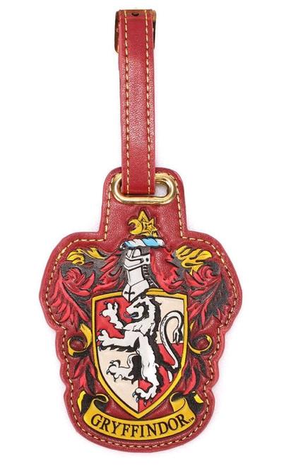 Harry Potter - Gryffindor Luggage Tag (HMB)-HMBLTHP04