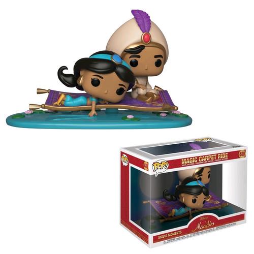 Aladdin - Magic Carpet Ride Movie Moment Pop! Vinyl-FUN35760