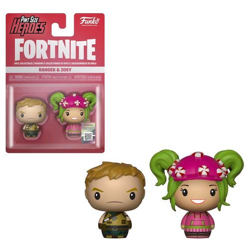 Fortnite - Ranger & Zoey Pint Size Hero 2-pack-FUN38022