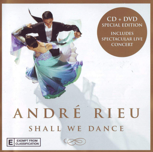 Andre Rieu- Shall we dance-Brand New/Still sealed