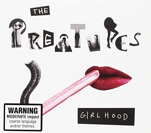 The Preatures- Girlhood-Brand New/Still sealed