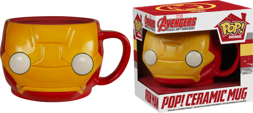 Iron Man - Pop! Mug-FUN5745