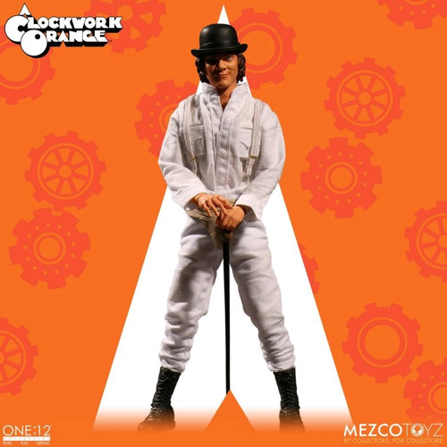 A Clockwork Orange - Alex One:12 Collective Figure-MEZ77010