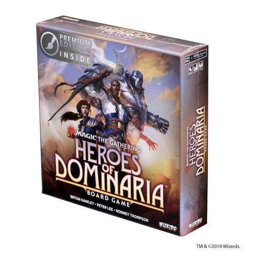 Magic the Gathering - Heroes of Dominara Premium Board Game-WZK73468