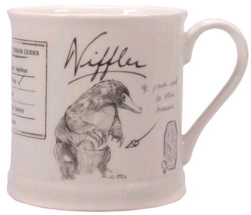 Fantastic Beasts and Where to Find Them - Niffler Vintage Mug-HMBMUGVFB01