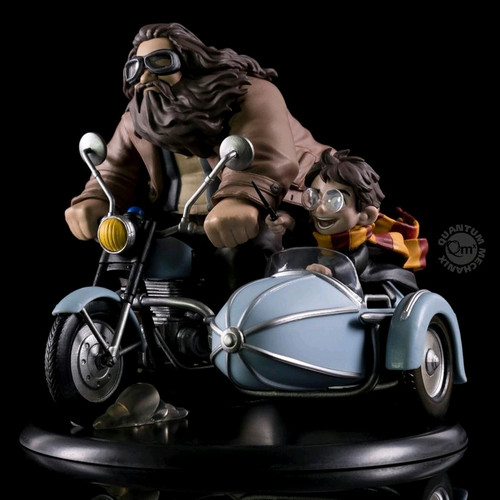 Harry Potter - Harry & Hagrid Q-Fig Max-QMXHP-0110