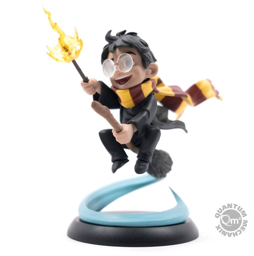 Harry Potter - Harry's First Flight Q-Fig Figure-QMXHP-0103