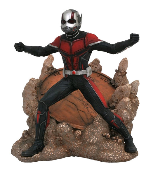 Ant-Man and the Wasp - Ant-Man PVC Gallery Diorama-DSTJUL182499