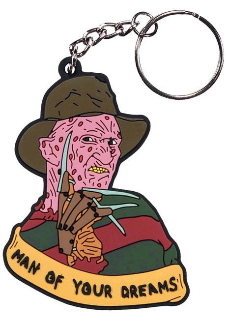 A Nightmare on Elm Street - Freddy Krueger PVC Keychain-IKO1382