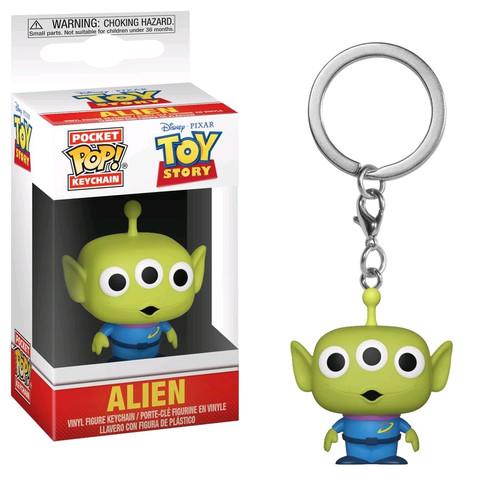 Keychain-FUN37752 Alien Xenomorph 40th Anniversary Pocket Pop