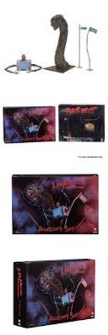 A Nightmare on Elm Street - Deluxe Accessory Set-NEC39887