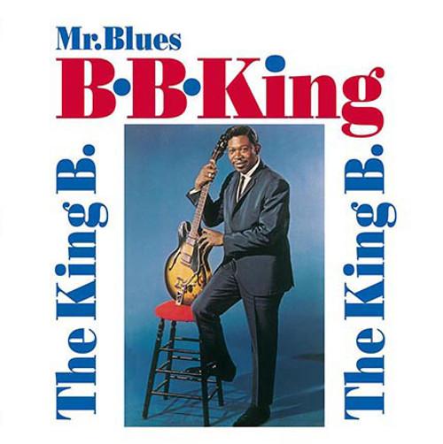 B.B. KING-Mr. Blues (180 gram) Vinyl LP-Brand New-Still Sealed