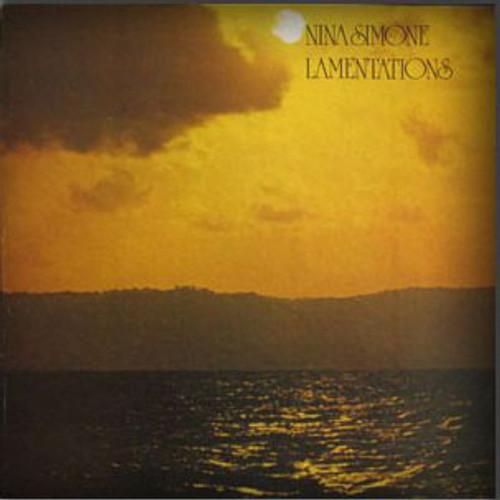 NINA SIMONE-Lamentations Vinyl LP-Brand New-Still Sealed