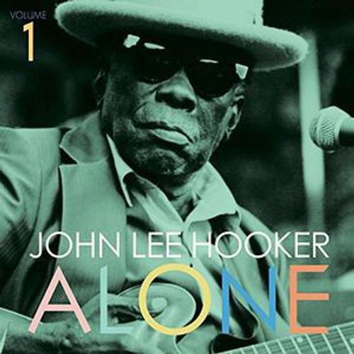 JOHN LEE HOOKER-Alone Vol. 1 (download included) Vinyl LP-Brand New-Still Sealed