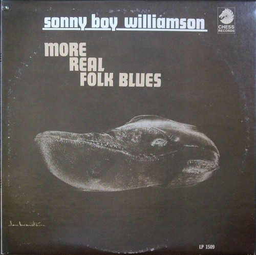 SONNY BOY WILLIAMSON-The Real Folk Blues (180 gram) Vinyl LP-Brand New-Still Sealed