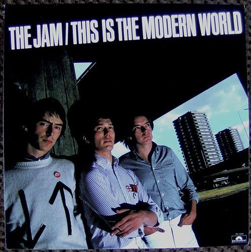 JAM-This Is The Modern World Vinyl LP-Brand New-Still Sealed