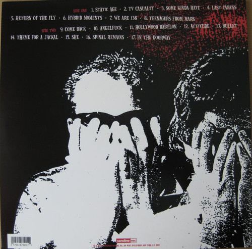 MISFITS-Static Age Vinyl LP-Brand New-Still Sealed