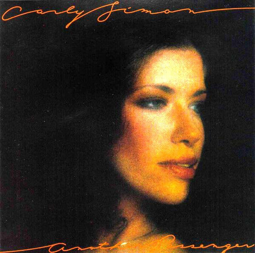 CARLY SIMON-Another Passenger Vinyl LP-Brand New-Still Sealed