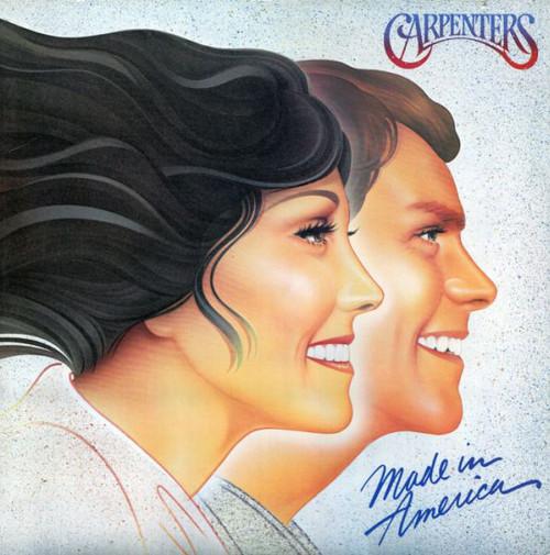 CARPENTERS-Made In America Vinyl LP-Brand New-Still Sealed