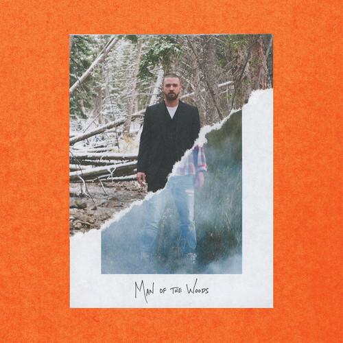 JUSTIN TIMBERLAKE-Man Of The Woods (2 LP's) Vinyl LP-Brand New-Still Sealed